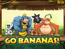 Получить выигрыш в автомате Вперед Бананы!