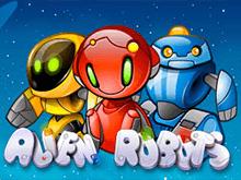 Играть в автомат Alien Robots на деньги