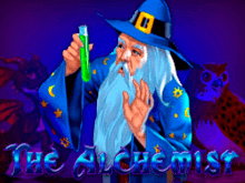 Играть в автомат The Alchemist на деньги