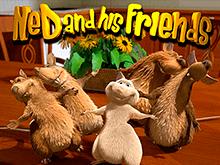 Играйть в автомат Ned And His Friends на деньги