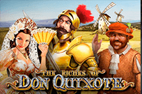Играть в казино в The Riches Of Don Quixote